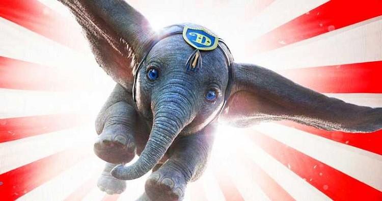 Dumbo Remake 2019 Film Trailer
