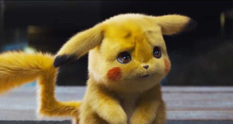 Pokémon Detektiv Pikachu, 2019, Film, Trailer