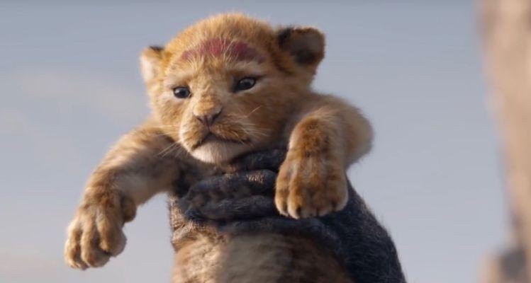 Der König der Löwen – Erster Teaser-Trailer zum CGI-Spektakel online