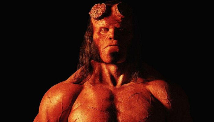 Hellboy, 2019, Film,Trailer