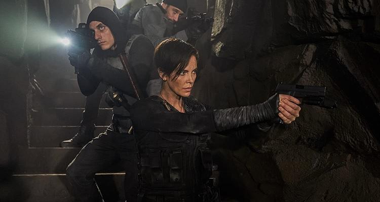 The Old Guard – Erster Trailer zum Netflix-Actioner mit Charlize Theron