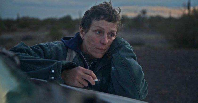 Kritik: Nomadland (USA 2020) – Frances McDormand erneut auf Oscar-Kurs
