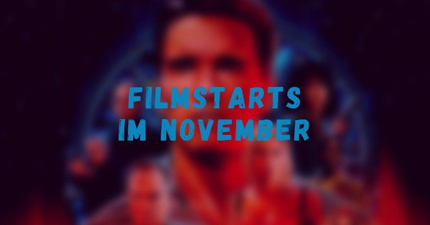 Filmvorschau November – 4K-Releases, die Essential Fellini Collection, TV-Tipps und mehr