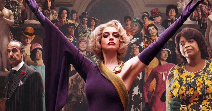 Hexen hexen – Anne Hathaway verzaubert im Trailer zur Neuverfilmung von Roald Dahls Klassiker
